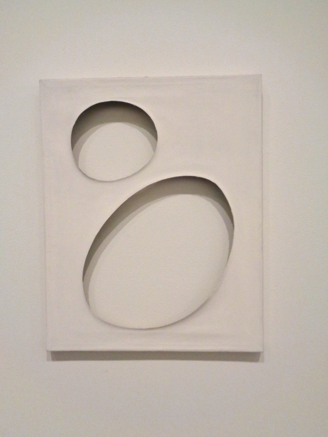 Dadamaino, Volume, 1960. Tate Modern, London